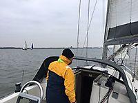 Gatica segeln