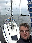 Überführung von Heiligenhafen nach Holland in den Schokkerhaven